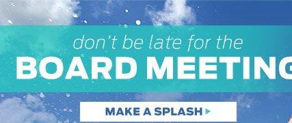 Make a Splash. Shop New Arrivals >