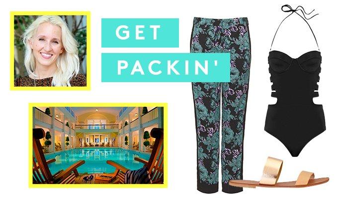 Get Packin'