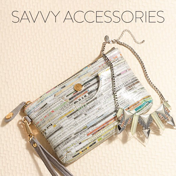 SAVVY ACCESSORIES