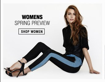 Womens Spring Preview - Shop Women