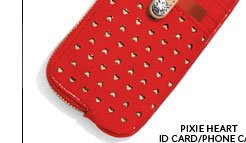 Pixie Heart ID Card Phone Case