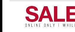Sale - Up to 60% off - Shop Now