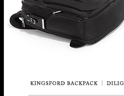 Kingsford Backpack - Shop Now