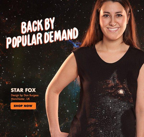 Star Fox by Dan Burgess