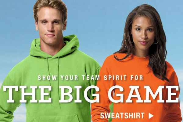 Shop your team color and get ready for the big game. Shop Crew