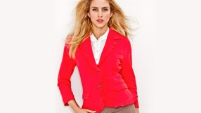 A Chic Jacket for the Office