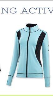 Women's Front Runner Jacket