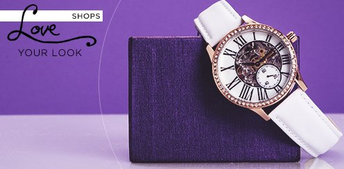 Time for Love: Designer Watches