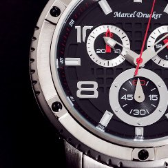Chronograph Watches by Marcel Drucker, Montres De Luxe Milano & More