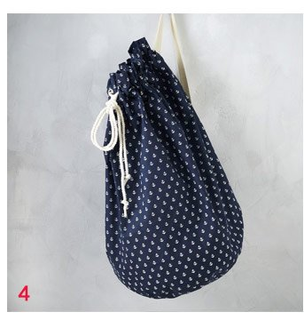Laundry Bag - Anchor
