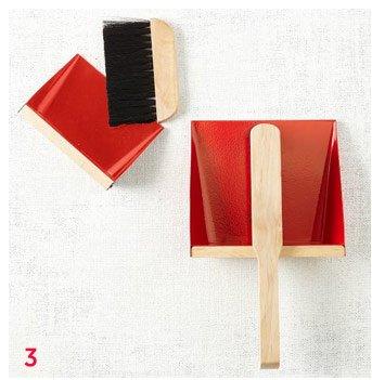 Dustpan + Brush Set