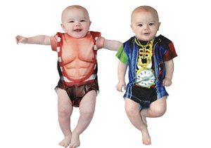 Witty Tees & Rompers for Boy & Baby