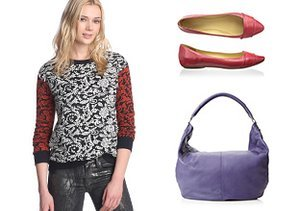 Casual & Colorful: Weekend Basics