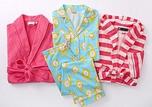 $24 & Up:Sleepwear & Robes