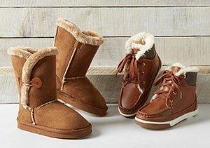 Cozy Kids' Shoes
