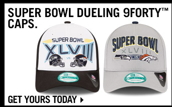 Shop Super Bowl Dueling Collection
