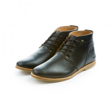 Chuk Premium Leather Boot