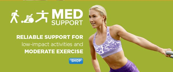 Shop MEDIUM Support Sports Bras