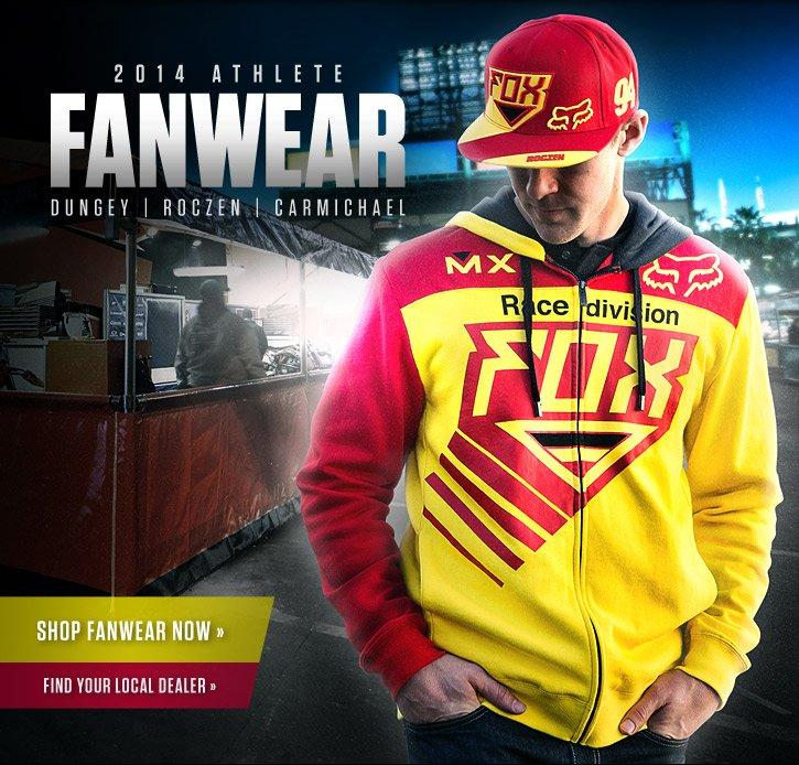 2014 Athlete Fanwear - Ken Roczen
