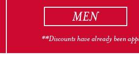 Shop Men's Sale Denim