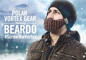 Shop Polar Vortex Gear ft. Beardo