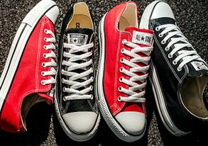 Shop Back in Stock: Converse Classics