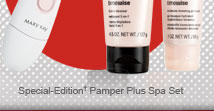 Special-Edition† Pamper Plus Spa Set