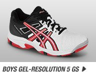 Shop the Boys GEL-Resolution 5 GS - Promo E