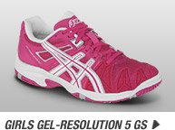 Shop the Girls GEL-Resolution 5 GS - Promo F