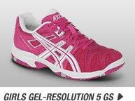 Shop the Girls GEL-Resolution 5 GS - Promo F