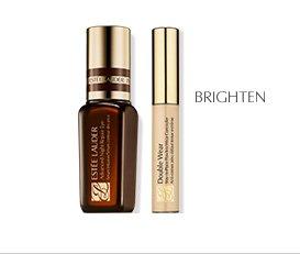 1. BRIGHTEN Eye Formula + Concealer