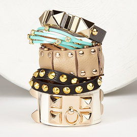 All in the Wrist: Bracelets