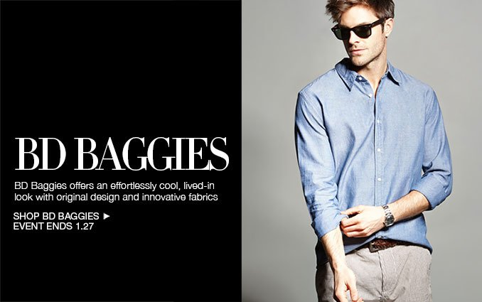 Shop BD Baggies - Men