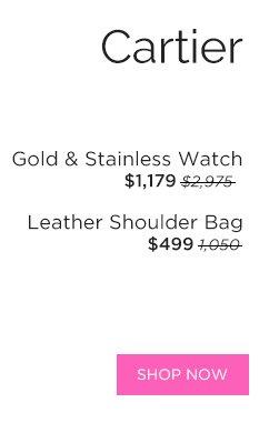 Cartier. Shop Now