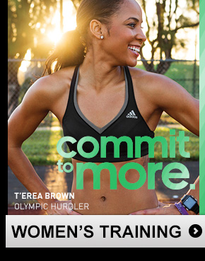 Shop Women's Training Apparel »