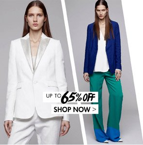 UP TO 65% OFF. SHOP NOW