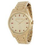 Michael Kors MK3246 Women's Blake Mid-Size Golden Stainless Steel Watch