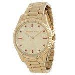 Michael Kors MK3246 Women's Blake Mid-Size Golden Stainless Steel Watch