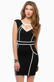 Perfect 10 Bodycon Dress 49