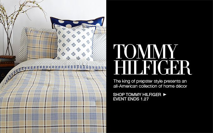 Shop Tommy Hilfiger Home