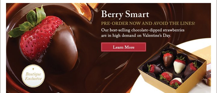 Berry Smart | Learn More