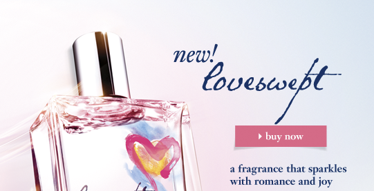 new! loveswept a fragrance that sparkles with romance and joy