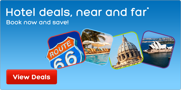 Book now and save*