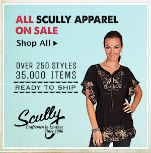 All Scully Apparel on Sale