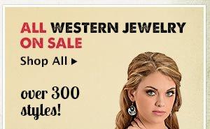 All Western Jewelry on Sale