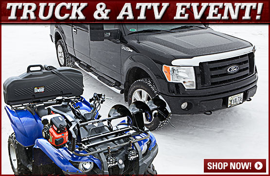 Truck & ATV Event... Save Big!