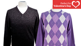 European Cashmere Sweaters