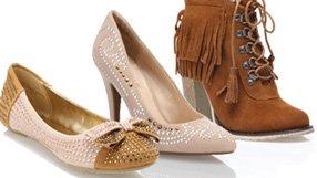 Neutral Hued Footwear
