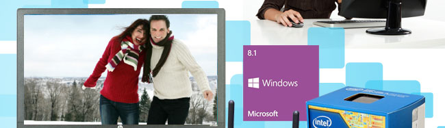 LCD, Win8