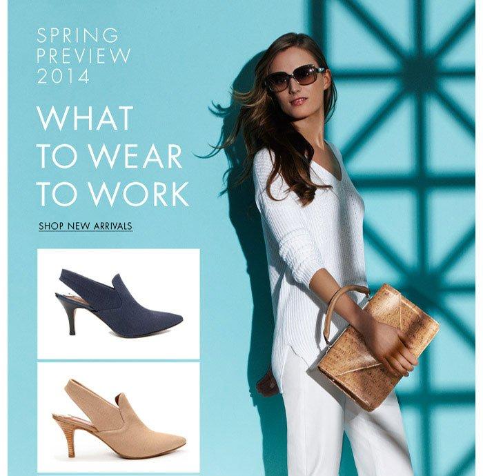 Shop Spring Preview